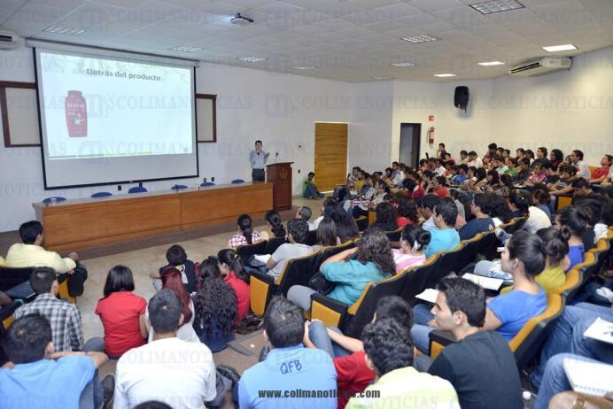 Conferencias La Química Tras los Cosméticos e Inocuidad