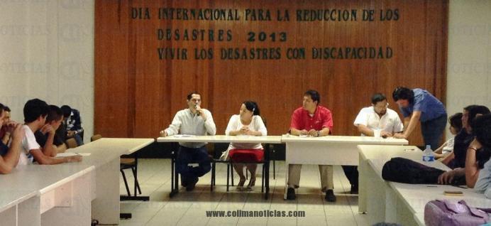 Incodis prevención de desastres 2013
