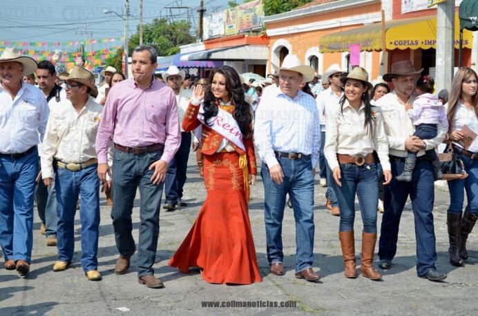 fiestas cuauhtémoc 2013