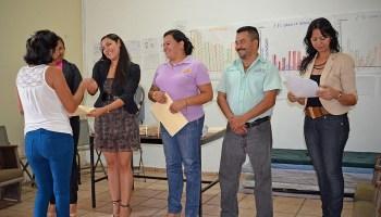 dc8c24397065 Indira Vizcaíno clausura los cursos de grupos de autoayuda CEPAVI