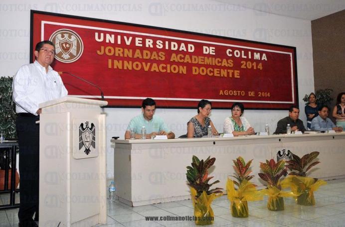 Inauguran Jornadas Académicas 2014