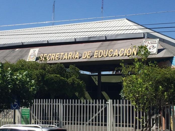 secretaría de educación fachada archivo 2 696x522 - En Colima se aplicarán las medidas de la SEP Federal por Covid-19 - #Noticias