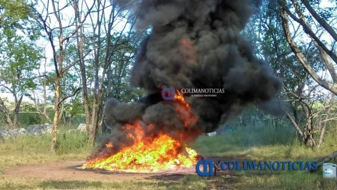 incineran-mas-de-una-tonelada-de-droga-decomisada-en-noviembre