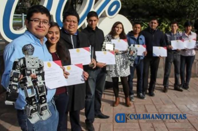 Estudiantes mexicanos en Beijing