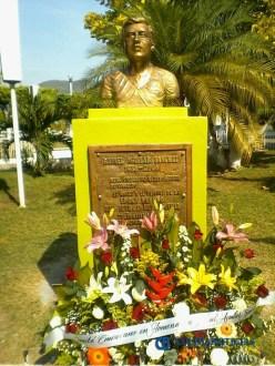 Rafael Aguilar Sánchez. Busto