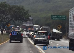 circulación parcialmente cerrada en autopista Colima-Manzanillo3