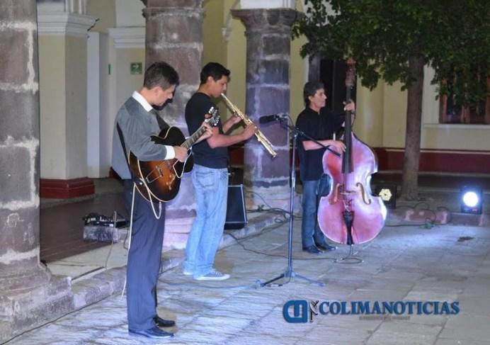 old jazz trio