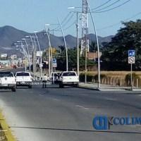 Confirma la PGJ ataque de delincuentes a agentes en Manzanillo; uno murió