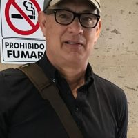 El actor Tom Hanks está en Manzanillo
