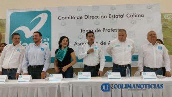 Toma protesta Javier Pinto como presidente de Nueva Alianza3