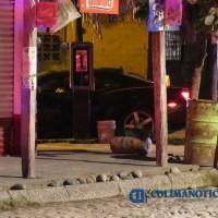 Reportan dos hombres ejecutados en Tecomán