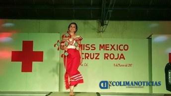 Miss México Cruz Roja Armería 2