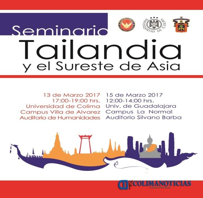Seminario sobre Tailandia y el Sureste de Asia2