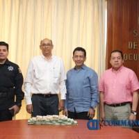 PGJ recupera 500 mil pesos que habían sido robados