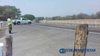 SCT inaugura libramiento Comala y ampliación de autopista 3
