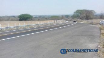 SCT inaugura libramiento Comala y ampliación de autopista