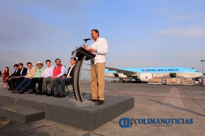 Héctor Padilla Gutiérrez evento