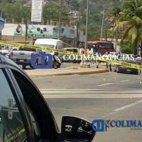 Confirman dos muertos en balacera de Manzanillo; no hay detenidos