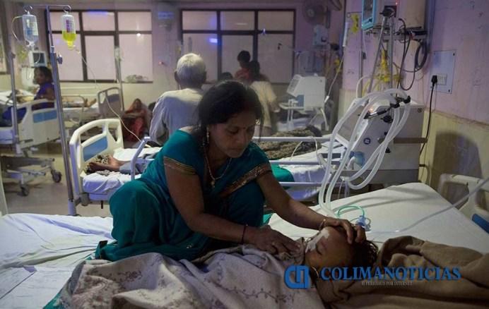 Más de 60 niños mueren por posible negligencia en hospital de India