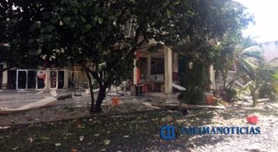 explosión en plaza3