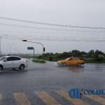 lluvia auto colima