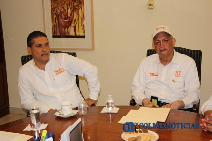 Heriberto Valladares Ochoa y Héctor Prisciliano González Aguilar