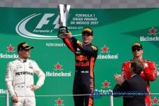 0556.OCTUBRE2017_F1 GP México_Max Verstappen