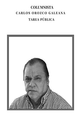 CARLOS OROZCO GALEANA - MORENA: FUEGO AMIGO | Colima Noticias