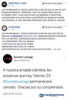 Manzanillo Bares
