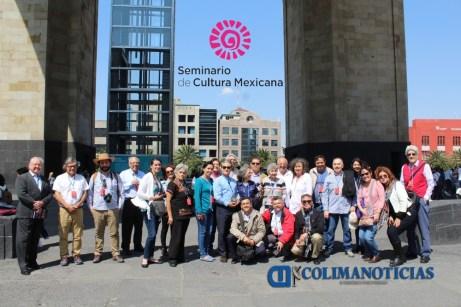 Presentes en el 75 Aniversario del Seminario de Cultura Mexicana
