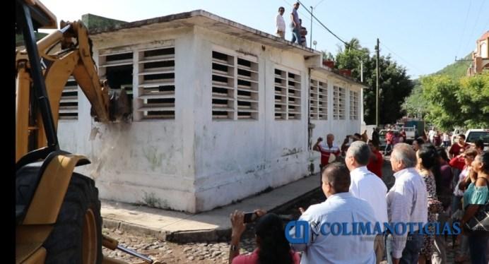 Escuela Zacualpan