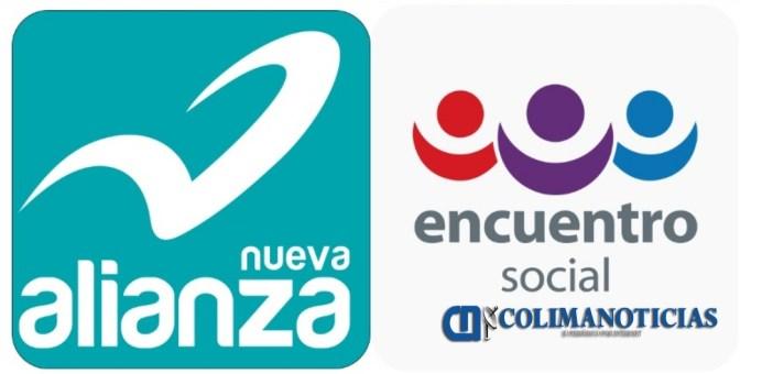 Nueva Alianza y Encuentro Social