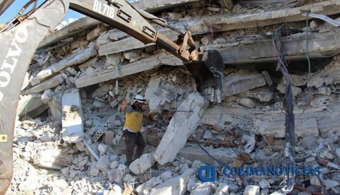 Al menos 36 muertos en Siria tras explosión