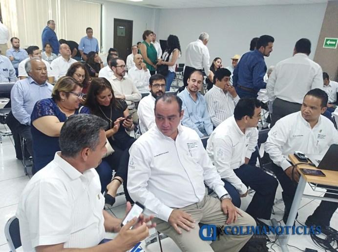 Toma de protesta de AMIC Colima2