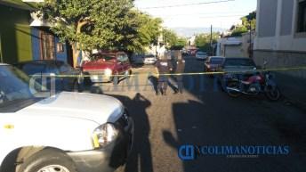 Reportan hombre asesinado en su vehículo cerca del IUBA 2