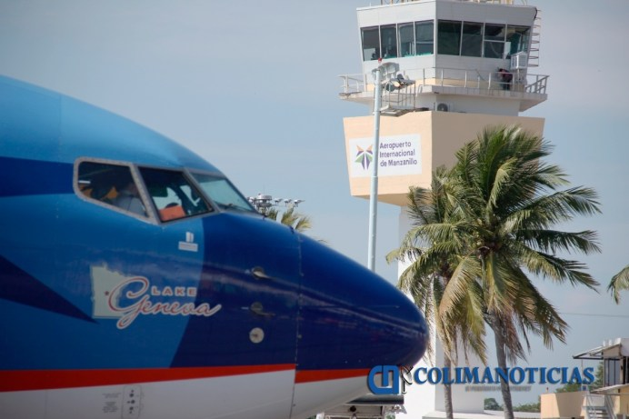 aeropuerto internacional de manzanillo