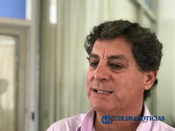 ELIAS LOZANO OCHOA ALCALDE DE TECOMAN