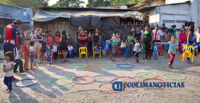 Albergue Cañero 696x360 - Población infantil de albergues cañeros adopta mecanismos de prevención
