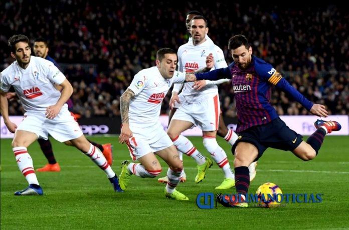 Lionel Messi 696x460 - Messi obtiene su sexta bota de Oro