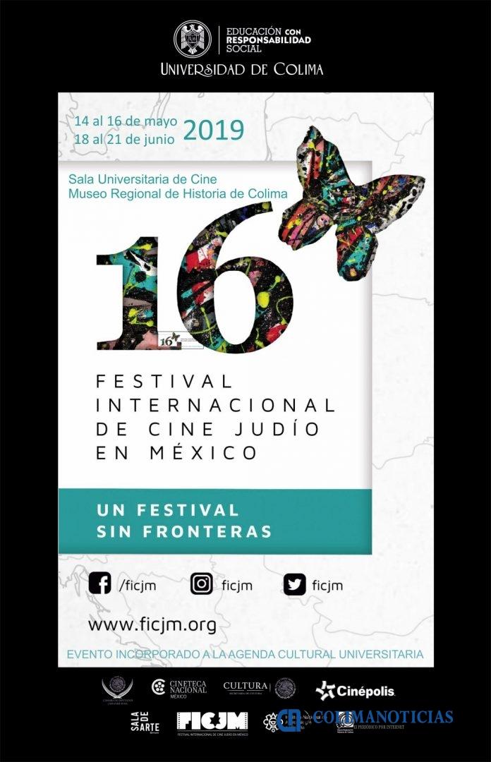 Muestra 696x1080 - Muestra de cine Judío en el Museo Regional de Historia