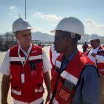 api embajador visita 150x150 - Visita el puerto de Manzanillo Embajador de Costa de Marfil