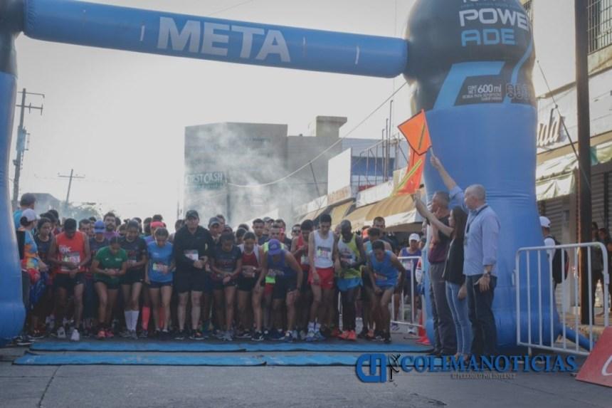 maratón fiv2019 1024x682 - Ana Torroja se presentó con éxito rotundo en el Foro Libertad