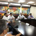 rueda de prensa gobernador ignacio peralta 150x150 - Colima en alerta por Mosca del Mediterráneo