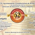 CONMEMORARAN EN ARMERIA ANIVERSARIO DE SER MUNICIPIO 150x150 - Armería festejará el 52 aniversario de ser Municipio Libre