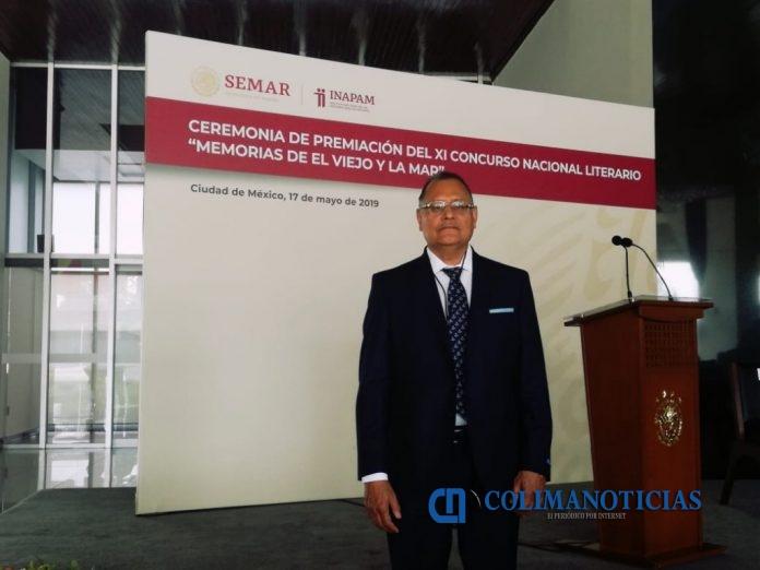 Cultura 1 696x522 - Premian en Veracruz a representante de Colima del concurso Memorias del Viejo y la Mar