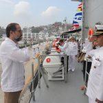 JIPS Día de la Marina 3 150x150 - Reconoce Gobernador a mujeres y hombres marinos
