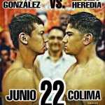 Jornada boxística este sábado en la Unidad Morelos 2
