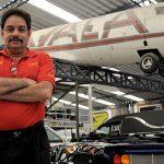 Martin Vaca 150x150 - Anuncian Sejuv y Canaco conferencia de Martín Vaca, restaurador de autos