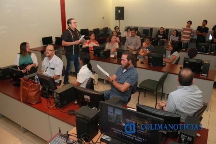 Presentan proyectos de virtualización musical en el IUBA