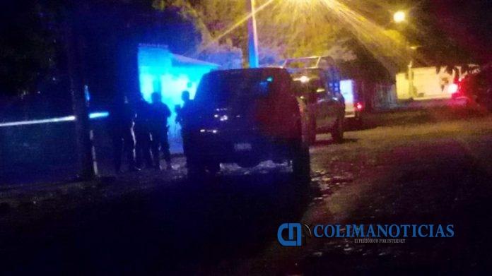 balazo en mzllo 696x391 - Esta noche: un herido de bala en El Colomo, en Manzanillo